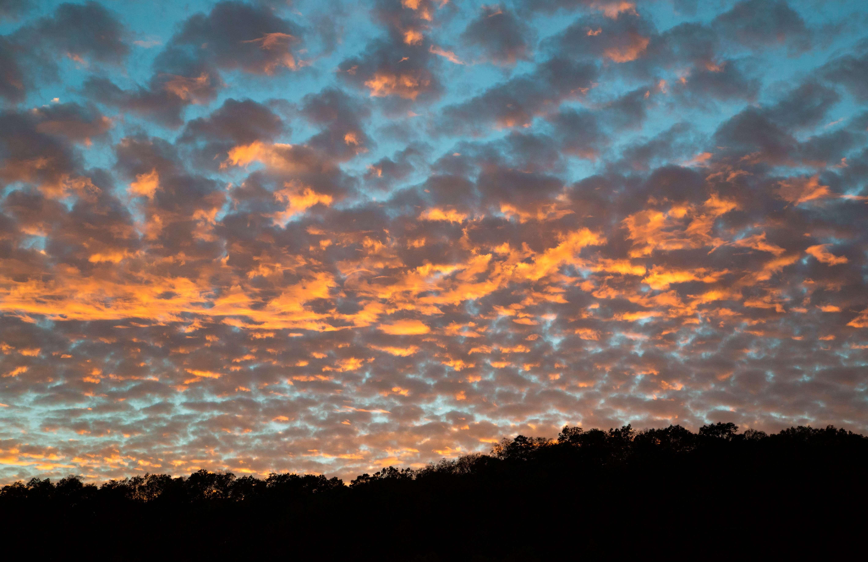 Ozark Sunset photo taken by Gail E Rowley Ozark Stream Photography